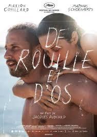 Фильм по мотивам новелл крейга девидсона. De Rouille Et D Os 2012 Free Download Rare Movies Cinema Of The World