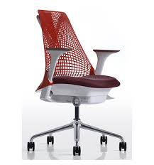 office chairs designer. Herman Miller Sayl Coloured Suspension Back Office Chair - Chairs UK Designer