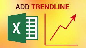 Add Trendline To Excel Chart How To Add A Trendline In Excel 2016