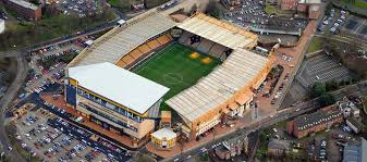 Molineux Stadium Seating Chart Molineux Stadium Guide Wolves F C Football Tripper