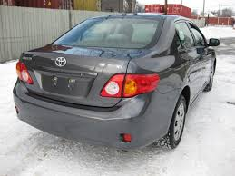 2009 Used Toyota Corolla LE, 1-OWNER, KEYLESS ENTRY, CRUISE ...