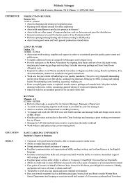 Runner Resume Samples Velvet Jobs