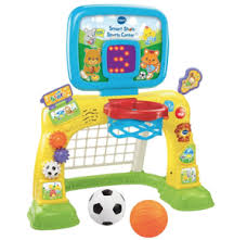 Toys for 2 Year Old Boys VTech Smart Shots Sports Center Best - [20 Great toys your toddler boy will