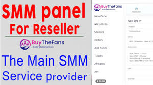 The Best smm services panel For reseller (The main service provider For  Cheap) - YouTube