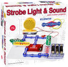 Snap Circuits Light Purchase Snap Circuits Strobe Light Sound