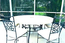 stone top outdoor dining tables round stone top dining table round stone patio table stone top