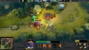 gamescom dota 2 first blood gameplay ign video