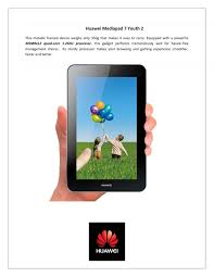 Huawei Mediapad 7 Youth ...