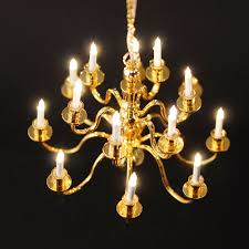 lt8001 14 arm chandelier
