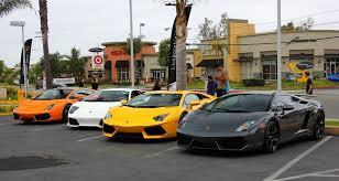 Lamborghini Newport Beach Supercar Show Picture Special
