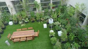 Small Picture Roof Gardening Tips Techniques Roof Garden Design Ideas India