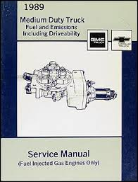1989 gmc chevy c&b 5000 7000 series 6 0l fuel and emissions manual 1979 gmc 7000 wiring diagram 1978 Gmc 7000 Wiring Diagram #21 1978 Gmc 7000 Wiring Diagram
