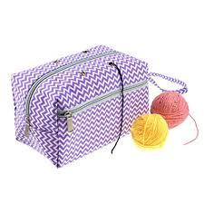 Yarn <b>Storage</b> Bag Portable Knitting Tote Bag <b>Multifunctional Durable</b> ...