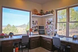 office craft room. Spruce Mountain Office Craft Room