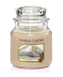 <b>Ароматическая свеча</b> yankee candle <b>warm cashmere</b> / тёплый ...
