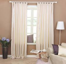 Small Picture Large Window Curtains Ideas Zampco