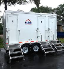 Bathroom Trailer Rental