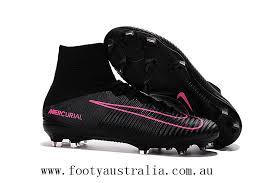 footyaustralia com au black pink nike mercurial superfly v 2016 2017 boots