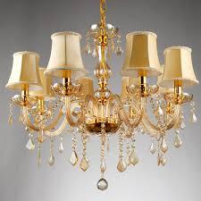 free ship 6 8 arms fashion crystal chandelier lighting