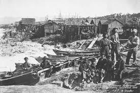 chinese fishing village in monterey 1875 photo dressler albert california historical