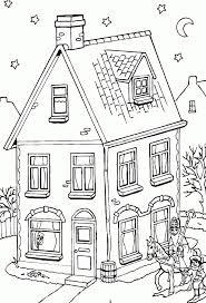 Sinterklaas En Zwarte Piet Kleurplaat Huis Piet Norskiinfo