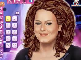 adele true make up game play for free kibagames