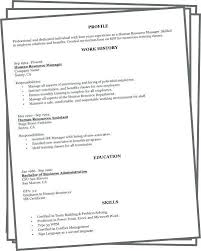 How To Make A Quick Resume For Free Best of Free Quick Easy Resume Builder Dadajius