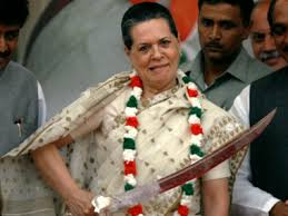 how cong chamchagiri made sonia s no politician but