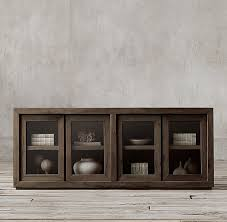 sideboards with glass doors cozy 650 634