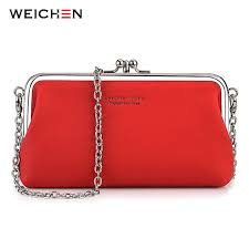 <b>WEICHEN Small Multifunction Women's</b> Messenger Bags PU ...