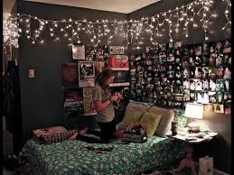 How To Hang String Lights From Ceiling Stunning String Lights In Bedroom String Lights Ideas For Room Decor YouTube