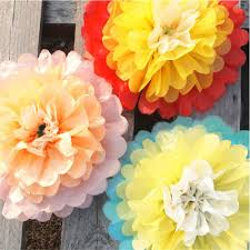 Large Tissue Paper Flower 2019 10inch25cm Giant Tissue Paper Flower Rose Ball Poms Baby Wall Decorations Wholesales From Hobarte 28 83 Dhgate Com