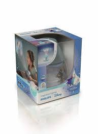 Frozen Night Light Projector Philips Disney Frozen Elsa 2 In 1 Projector And Night Light Blue Free S H