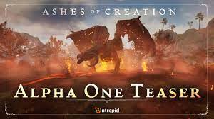 Ashes of Creation Alpha One MMORPG ...