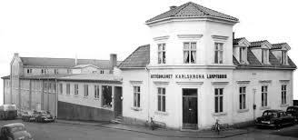 Bildresultat för Karlskrona Lampfabrik