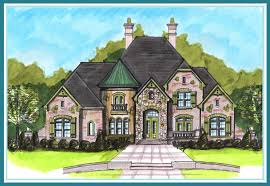 Image Luxury French House Plans Home Plans Custom Home Architect Online Floor Plan Boyehomeplans French Country Style Plan Search