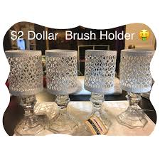 d i y makeup brush holder quick easy 2dollars