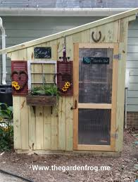 Small Picture Best 10 Garden shed diy ideas on Pinterest Tool sheds Small