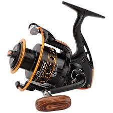 JACKFISH 12BB <b>Spinning Fishing Reel</b> Fishing Wheel for <b>Saltwater</b> ...