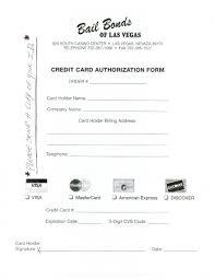 las vegas bail bonds bail bond las vegas express bail bonds credit card authorization form