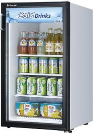 turbo air tgm 5r n6 19 1 swing glass door countertop refrigerated merchandiser
