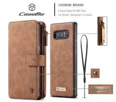 samsung note 8 case. caseme samsung galaxy note 8 wallet case