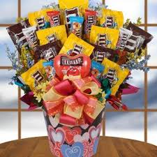 amazon m m madness traditional candy gift basket birthday gift idea gourmet candy gifts grocery gourmet food