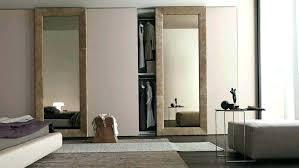 mirror for door most preeminent sliding robe doors sliding glass closet doors replacement sliding wardrobe doors