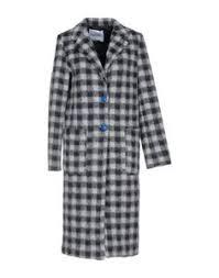 Купить женские <b>пальто</b> в <b>клетку</b> в интернет-магазине Lookbuck