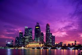 Singapore City Skycrapper, HD World, 4k ...