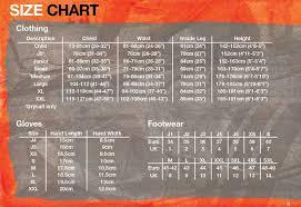 Crewsaver Size Chart Crewsaver Gibson Sails