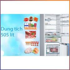 Tủ Lạnh Side By Side Bosch KGN56LB40O - Seri 6 TGB nhập khẩu nguyên chiếc ( Bảo  Hành 3 Năm ) giá cạnh tranh