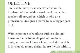 image titled write resume objectives step 6 common resume objectives