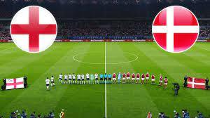 England vs Denmark - Semi Final - Euro ...